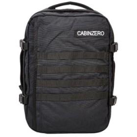 (Bag & Luggage SELECTION/カバンのセレクション)キャビンゼロ リュック ミリタリー 28L (正規10年保証) メンズ レディース cabin zero 機内持ち込み 大容量 旅行 トラベル/ユニセックス ブラック 送料無料