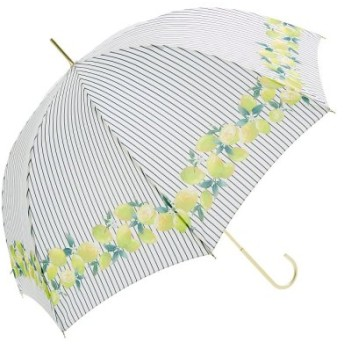 (BACKYARD FAMILY/BACKYARD FAMILY)ビーサニー BE SUNNY 長傘 晴雨兼用 58cm/レディース ネイビー系3
