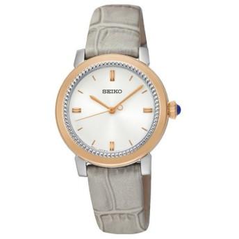 SEIKO セイコー SRZ452P1 シルバー×グレー 腕時計 レディース