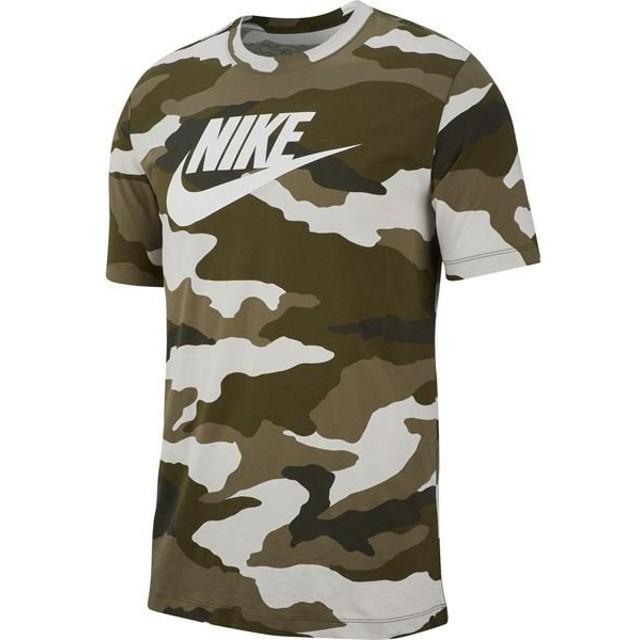 abf7789443640 1点までメール便可】 [NIKE]ナイキフィットネス カモ 半袖Tシャツ ...
