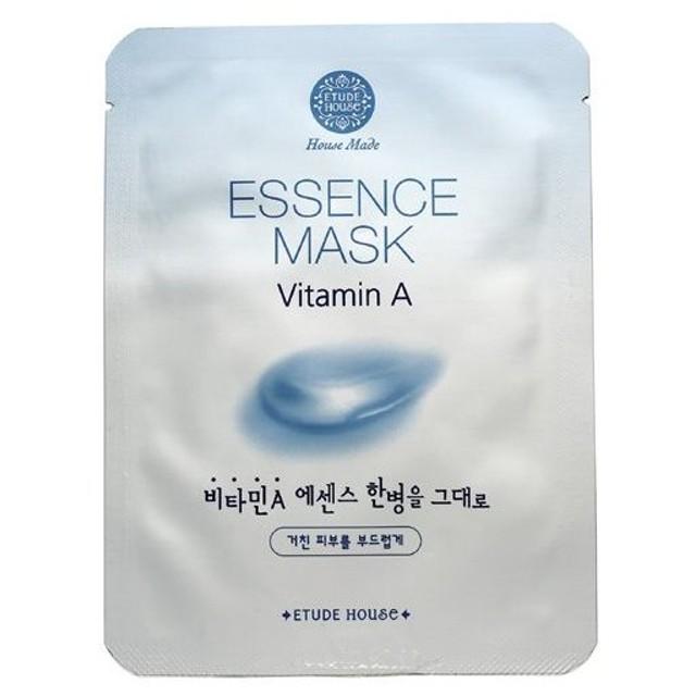 ETUDE HOUSE (エチュードハウス) Essence MASK - vitamin A エッセンス マスク ビタミン A 対応 韓国コスメ/韓国 コスメ/韓コス/BBクリーム/bb