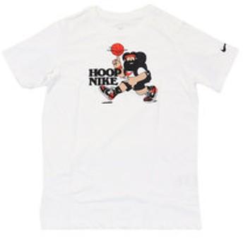 【Super Sports XEBIO & mall店:トップス】YTH ドライ DFC HOOP Tシャツ CI9657-100FA19
