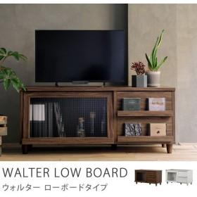 テレビボード ハイタイプ 90 ヴィンテージ 西海岸 インダストリアル 北欧  WALTER 即日出荷可能