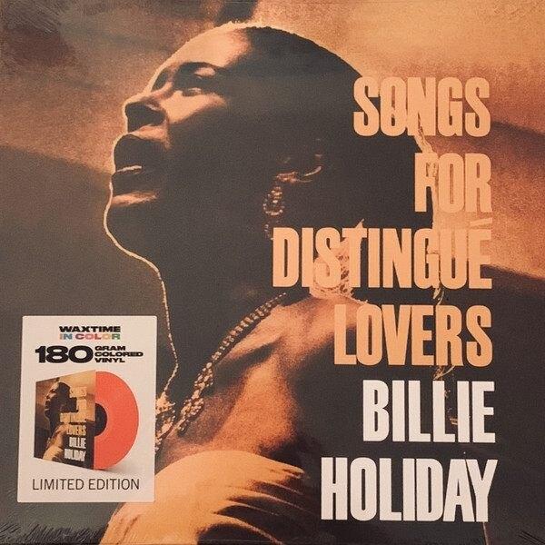 【停看聽音響唱片】【黑膠LP】比莉.哈樂黛 / 獻給高貴的愛人 (限量彩膠 180g LP)