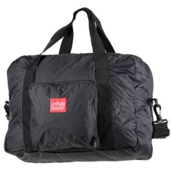(Bag & Luggage SELECTION/カバンのセレクション)マンハッタンポーテージ ボストンバッグ メンズ レディース パッカブル 旅行 軽量 Manhattan Portage MP1804PKB/ユニセックス ブラック 送料無料