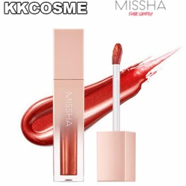 MISSHA ミシャ JELLISH LIP SLIP ジェリーシュリップスリップ 4mL リップティント 韓国コスメ 韓国ブランド