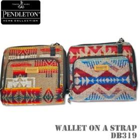 PENDLETON (ペンドルトン) Wallet On a Strap ショルダー ウォレット 財布 DB319