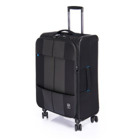 カバンのセレクション フィノキシーゼロ スーツケース ソフト 超軽量 拡張 54~59L Finoxy ZERO fnzr 60 ユニセックス ブラック フリー 【Bag & Luggage SELECTION】