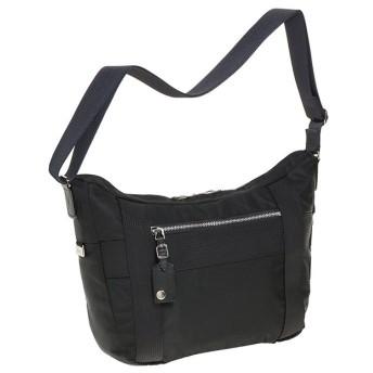 カバンのセレクション エース トーキョーレーベル オウストル ショルダーバッグ 舟形 ACE 55623 ユニセックス ブラック フリー 【Bag & Luggage SELECTION】