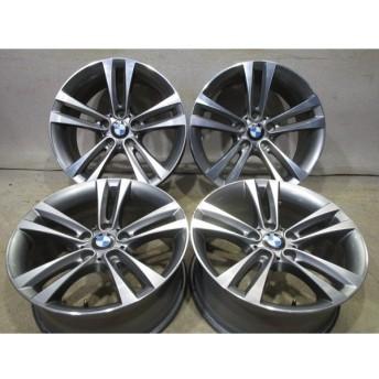 ホイールタイヤ 4本セット 225/45R18 純正 BMW 3シリーズ F30純正 ダブルスポークスタイリング397 新品 スタッドレス タイヤ TOYO ガリット G5