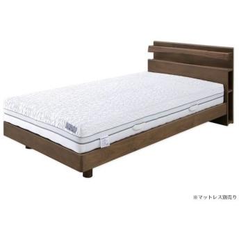 開梱設置 センベラ シングルベッド ベッドフレーム レッグ・ 引出タイプ マニエ すのこ仕様 コンセント付