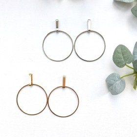 サークル 01 earring/pierce