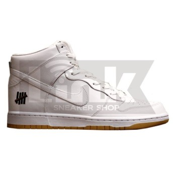 UNDEFEATED × NIKE DUNK SP BRING BACK PACK 2003 WHITE/WHITE
