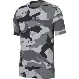 [NIKE]ナイキトレーニング DRI-FIT カモ AOP Tシャツ (BV7964)(077) ライトスモークグレー[取寄商品]