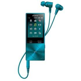 SONY/ソニー NW-A25HN-L(ビリジアンブルー) 16GB ウォークマンAシリーズ