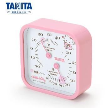 ハローキティ タニタ 温湿度計(アナログタイプ)