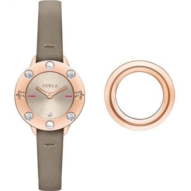 【並行輸入品】フルラ FURLA 腕時計 R4251109530 CLUB クラブ クオーツ レディース