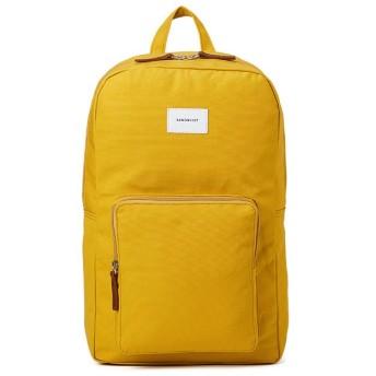 カバンのセレクション サンドクヴィスト SANDQVIST リュック メンズ レディース kim / ground リュックサック デイパック ブランド ユニセックス イエロー フリー 【Bag & Luggage SELECTION】