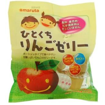 太田油脂 ひとくちりんごゼリー 7個×12袋