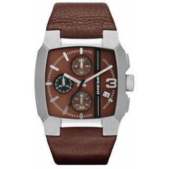 DIESEL ディーゼル 腕時計 DZ4274 CLIFFHANGER クリフハンガー クロノグラフ ブラウン メンズ DZ-4274