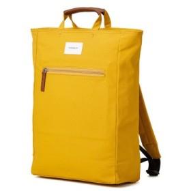(Bag & Luggage SELECTION/カバンのセレクション)サンドクヴィスト リュック バックパック メンズ レディース サンドクビスト SANDQVIST ground tony/ユニセックス イエロー 送料無料