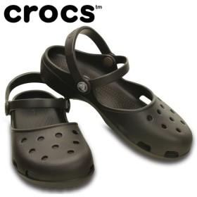 クロックス crocs サンダル レディース クロックス カリン クロッグ ウィメン 202494 run