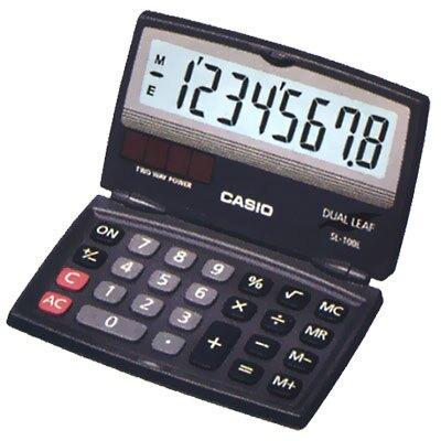 【破盤價】CASIO 卡西歐 SL-100L 國家考試商務計算機 / 台