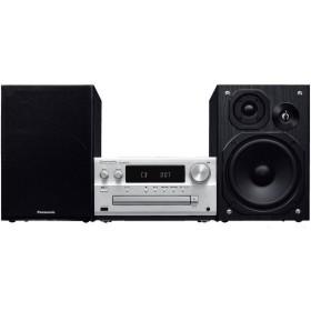 パナソニック ハイレゾ対応 CDステレオシステム(シルバー) Panasonic SC-PMX70