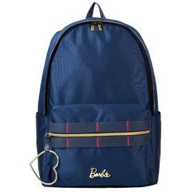 カバンのセレクション バービー リュック 18L B4 Barbie 55931 レディース かわいい ユニセックス ネイビー フリー 【Bag & Luggage SELECTION】
