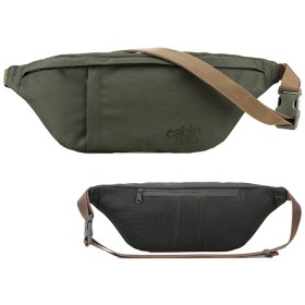 カバンのセレクション キャビンゼロ クラシック ウエストバッグ ボディバッグ メンズ CABIN ZERO CLASSIC ユニセックス ブラック系1 フリー 【Bag & Luggage SELECTION】