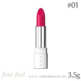 RMK イレジスティブル ブライトリップス #01 ビビッドピンク 3.5g [ 口紅 ]