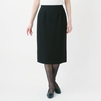 【洗える】フォーマルタイトスカート【7号~19号】【喪服・礼服】