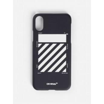 OFF-WHITE オフホワイト DIAG IPHONE アイフォンケース X XR XSMAX イタリア正規品 新品