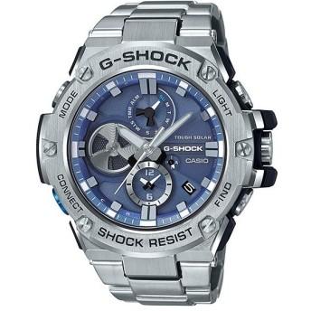 カシオ メンズ腕時計 ジーショック GST-B100D-2AJF CASIO G-SHOCK G-STEEL メタルデザイン 新品 国内正規品