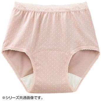 安心快適水玉柄ショーツ(婦人) モカ M 38160-01