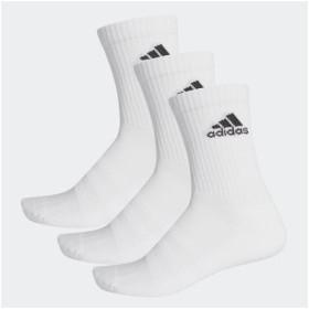 全品送料無料! 12/04 17:00〜12/09 16:59 返品可 アディダス公式 アクセサリー ソックス adidas クッション クルー ソックス 3足組み [Cushioned Crew Socks …