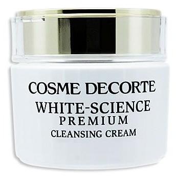 コスメデコルテ ホワイトサイエンスプレミアムクレンジングクリーム 125g COSME DECORTE KOSE コーセー
