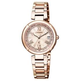 シチズン 腕時計 クロスシー EC1115-59W Citizen レディース xC エコ・ドライブ電波時計 サクラピンク 新品 国内正規品
