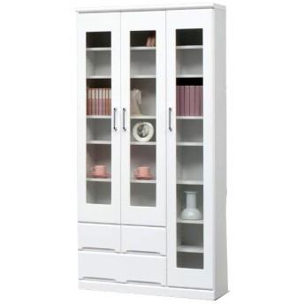 本棚 書棚 フリーボード ハイタイプ 90cm幅 クリープ4 開梱設置