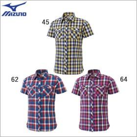 ミズノ マジックドライ 半袖 トレイルシャツ レディース (アウトドアウェア) A2MC7209