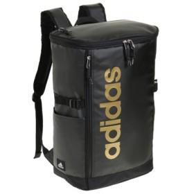 (Bag & Luggage SELECTION/カバンのセレクション)アディダス リュック スクエア ボックス型 31L A3 adidas 55483 軽量 撥水 チェストベルト付き 男女兼用 メンズ レディース/ユニセックス ブラック系3 送料無料