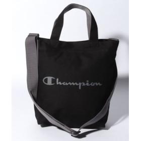 (ACE/エース)【Champion】ハーベイシリーズ トート&ショルダー 2WAYバッグ 57554/レディース ブラック