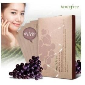 innisfree(イニスフリー) wine jelly mask set ワイン ゼリー マスク 5枚セット 対応対応 韓国コスメ/韓国 コスメ/韓コス/BBクリー