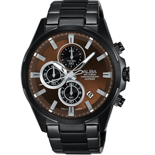 ALBA  運動腕錶VD57-X081U/AM3349X1