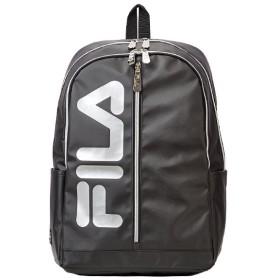 カバンのセレクション フィラ FILA リュック レディース メンズ 25L 通学 大容量 おしゃれ 女子 ピンク 高校 新作 7578 ユニセックス ブラック系3 フリー 【Bag & Luggage SELECTION】