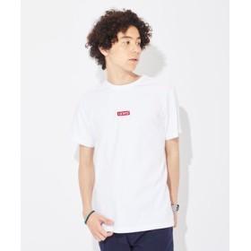 Levi's ベイビータブTシャツ メンズ オフシロ