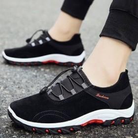 5052e9e22b4b4b スニーカー メンズ レースアップ カジュアルシューズ ランニングシューズ ブラック 黒 ネイビー 紺 ドローコード 紳士靴
