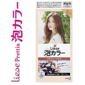 リーゼ 泡カラー プロヴァンスロゼ 108mL (医薬部外品) / 花王 Lieseリーゼ