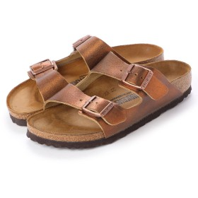 ビルケンシュトック BIRKENSTOCK ARIZONA/アリゾナ (Washed Metallic Antique Copper)