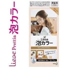 リーゼ 泡カラー マシュマロブラウン 108mL (医薬部外品) / 花王 Lieseリーゼ